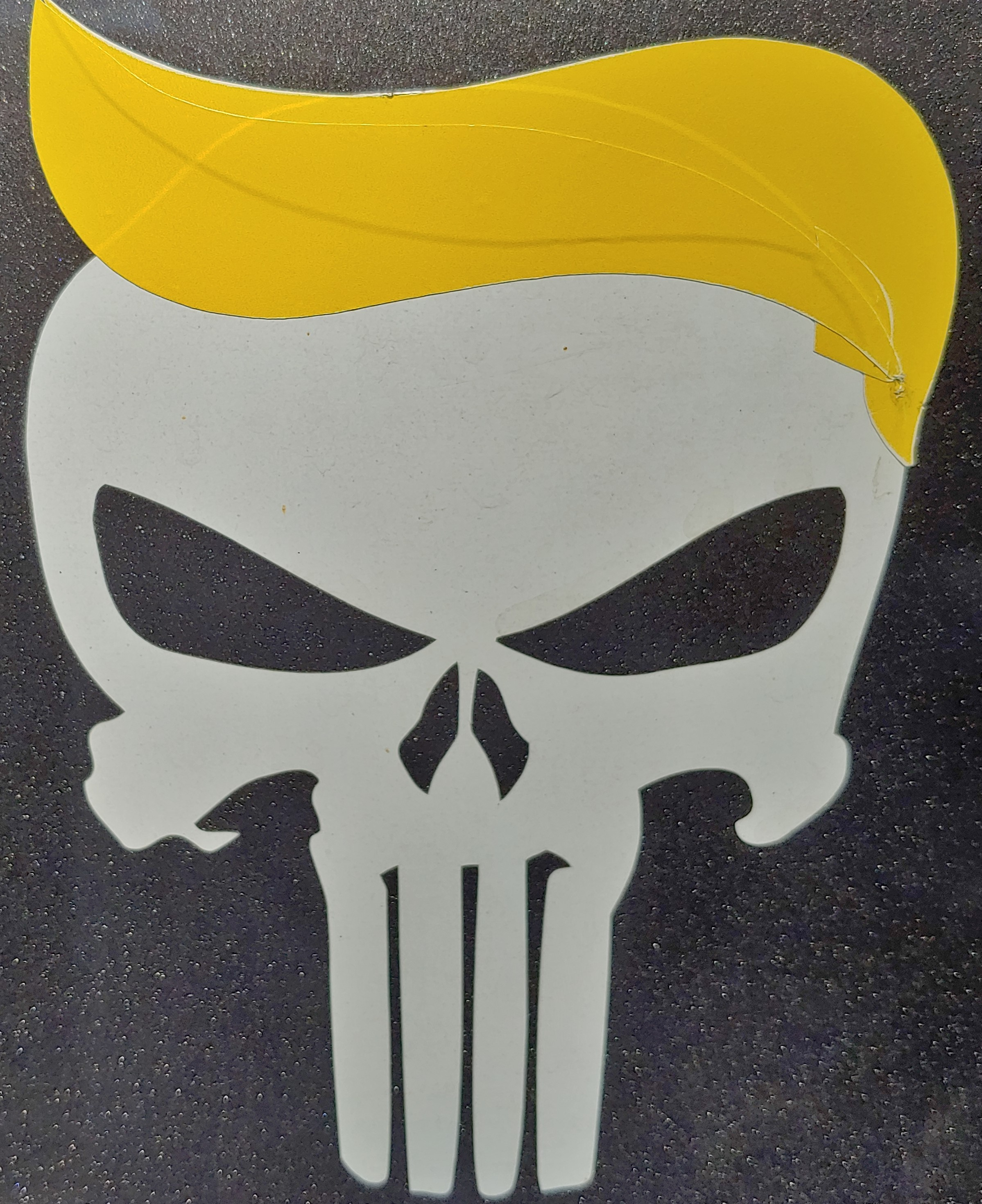 Trump the Punisher